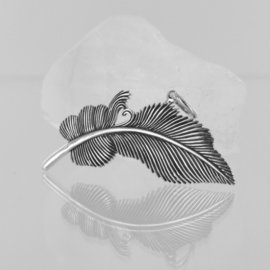 Feather-Pendant-B
