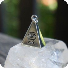 All Seeing Pendant